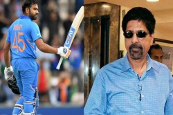 Rohit Sharma Probably In Top 3 Or 5 All Time Greatest Openers Kris Srikkanth