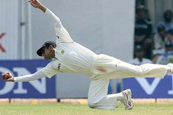 Harbhajan Singh Shares Video Of Rahul Dravid S Classic Catches