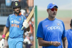 Ravi Shastri And Yuvraj Singh Engage In Twitter Banter
