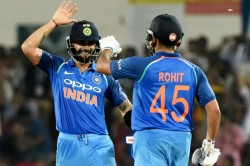 When Aaron Finch Sought Advice From Umpire Michael Gough To Break Kohli Rohit Stand