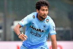 Hockey Player Walmiki Returns To India After 4 Months In Netherlands