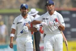 Rahul Dravid Had Much Bigger Impact In Indian Cricket Than Sourav Ganguly Gautam Gambhir