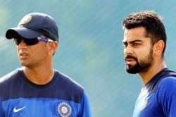 Virat Kohli Values Test Cricket Says Rahul Dravid