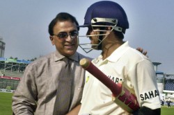 Sachin Tendulkar Reacts To Video Of Gavaskar S Astonishing Prediction