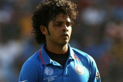 Controversial Pacer Sreesanth Included In Kerala Ranji Team