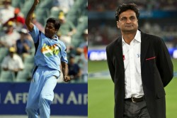 Sourav Ganguly Said You Better Be Part Of England Eour Javagal Srinath