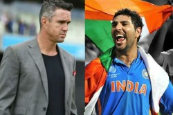 Yuvraj Singh And Kevin Pietersen Engage In Fun Banter On Twitter