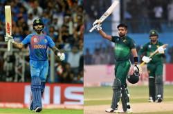 Not Virat Kohli Better If People Compare Me With Pakistan Legends Babar Azam