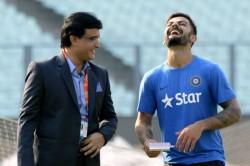Sourav Ganguly S Message To Virat Kohli On Australia Series