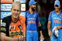 Tom Moody Picks Rohit Sharma To Lead His World T20 Xi