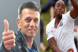Former West Indies Pacer Tino Best Lauds India Great Rahul Dravid