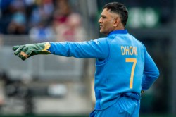 Dhoni Is Champion Player With Two World Cup Titles Says Waqar Younis