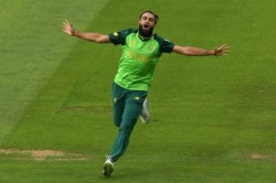 South African Leg Spinner Imran Tahir Leaves Pakistan After Four Months
