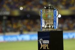 Ipl To Begin On September 19 Final On November 8 Chairman Brijesh Patel