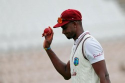 Jason Holder Moves Up To Career Best Second Spot In Icc Test Rankings