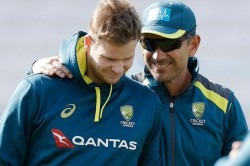 I Think We Have To Go To England Australia Coach Justin Langer