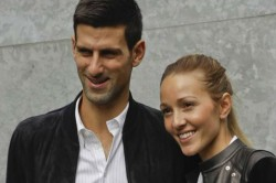 Novak Djokovic Wife Jelena Test Negative For Covid
