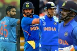 Virat Kohli Ms Dhoni Or Rohit Sharma Rishabh Pant Names His Favourite Batting Partner