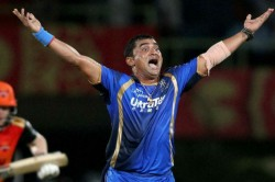 Indian Spinner Pravin Tambe Picked Up By Trinbago Knight Riders In Cpl Draft