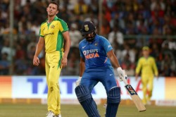 Australia Quick Explains The Frustrations Of Bowling To Rohit Sharma