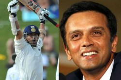 Why Did Rahul Dravid Declare The Innings When Sachin Tendulkar Was On