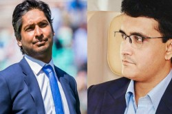 Kumar Sangakkara Believes Ganguly Is A Very Suitable Candidate For Icc President