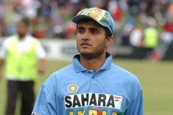 Was Dropped From Odi Team Despite Scoring Heavily Says Sourav Ganguly