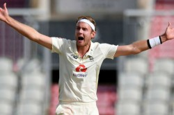 Stuart Broad In Touching Distance Of Joining Elite List Of Test Bowlers