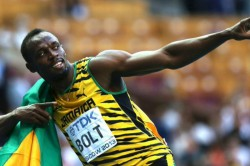 Usain Bolt Shares First Pictures Of His Newborn Daughter