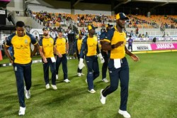 Former Skipper Daren Sammy Eyes West Indies Return Through St Lucia Zouks