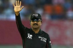 Kn Ananthapadmanabhan Included In Icc S Umpires Panel