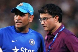 Sourav Ganguly Reaction To Ms Dhoni Retirement