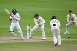 England Vs Pakistan First Test Manchester Day 1 Highlights