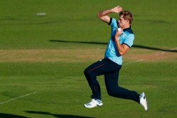 England All Rounder David Willey Tests Positive For Coronavirus