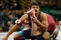 Deepak Punia Two Other Wrestlers Test Positive For Coronavirus