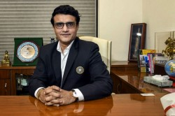 Sourav Ganguly Provides Update On Possibility Of Hosting England Series In India