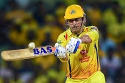 Ipl 2020 Ms Dhoni Two Sixes Away From Joining Rohit Sharma Suresh Raina