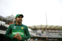 Sarfaraz Ahmed Had Reservations Playing Last T20i Against England