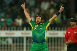 Shahid Afridi Sarfaraz Ahmed To Play For Galle Gladiators In Lpl