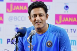 Cricket Fraternity Wishes Anil Kumble On His 50th Birthday