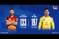 Csk Have Won The Toss Against Srh And Have Opted To Bat Playing 11 Details Here