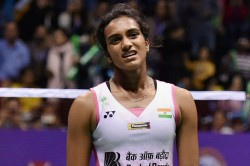 Pv Sindhu Leaves National Camp Trashes Reports Of Rifts With Her Family Lands In London