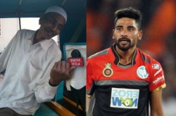 Mohammed Siraj S Father Was Hospitalised Just Before His Magical Spell Against Kolkata Knight Riders