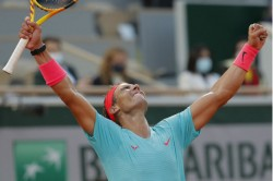 Nadal Wins 13th French Open Title Thrashes Djokovic To Go Level With Federer