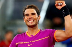 Rafael Nadal One Step Away From Equalling Roger Federer S All Time Record
