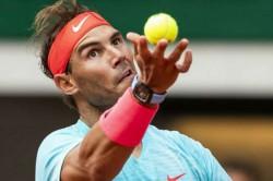 French Open Rafael Nadal Wears Rs 7 3 Crore Watch