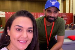 Kxip Owner Preity Zinta Hails Mohammed Shami For His Exceptional Bowling Against Mi