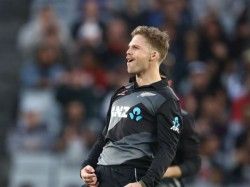 Wi Vs Nz 1st T20 New Zealand Won The Match Against West Indies
