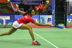 I Am Now Fit On Court And Ready To Go Pv Sindhu