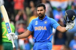 Rohit Sharma Is Never Burdened By Responsibility Says Childhood Coach Dinesh Lad